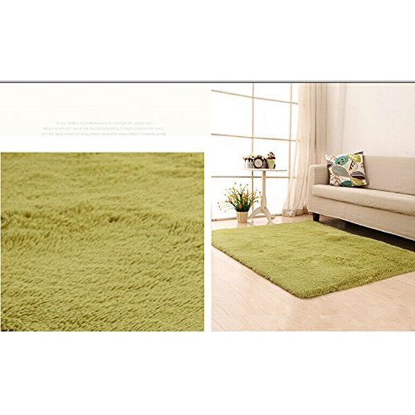 Soft Modern Shag Area Rugs Living Room Carpet Bedroom Rug For Children Play  Solid Home Decorator Floor Rug Carpet Shaggy Rug In Carpet From Home U0026  Garden On ...