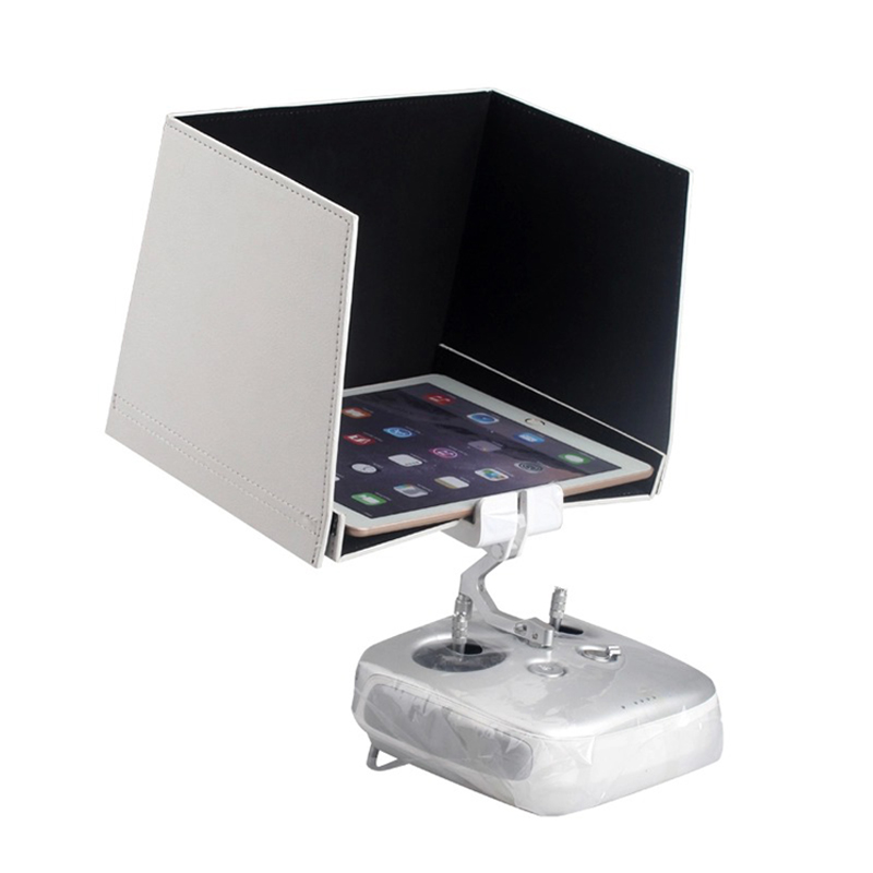 5.5in Smartphone Sunshade Hood Aerial Photograph 7.9in 9.7in iPad Tablet Pad Sunshade for DJI Inspire Phantom 4/3/2