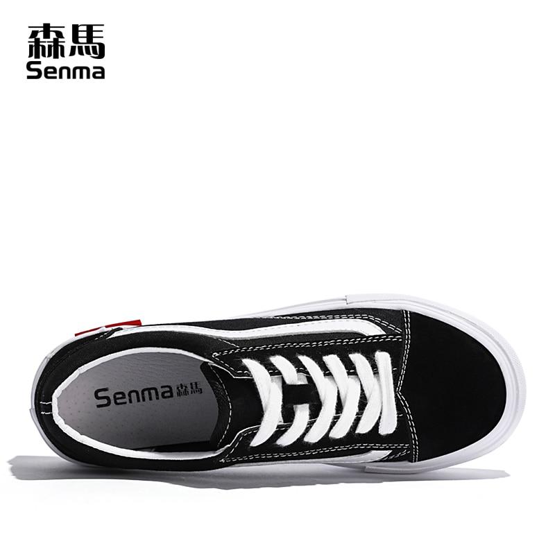 Printemps De Coréenne La Noir Chaussures Léger Étudiants Plat Femmes Fond 2019 Version Noires Nouveaux Nature Senma Mode blanc Décontractées vwtqXvP