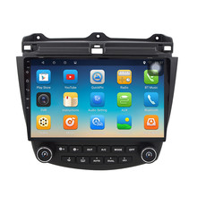 ChoGath Android 7,0 Quad core 10,1 «Car Радио gps навигации для HONDA Accord 7 2003-2007 поддержка steeling колеса