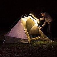 DC5V палатка свет Светодиодные ленты строки лампы USB Перезаряжаемые Универсальный