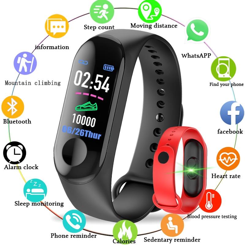 2018 Nuovo BANGWEI IP68 Sport Impermeabile Intelligente Della Vigilanza Degli Uomini Delle Donne di Sport Pedometro Pressione Sanguigna Monitoraggio Dell'ossigeno smartwatch + Box
