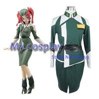 Gundam Seed Destiny Meyrin Hawke Women S Cosplay Uniform Costume Freeshipping