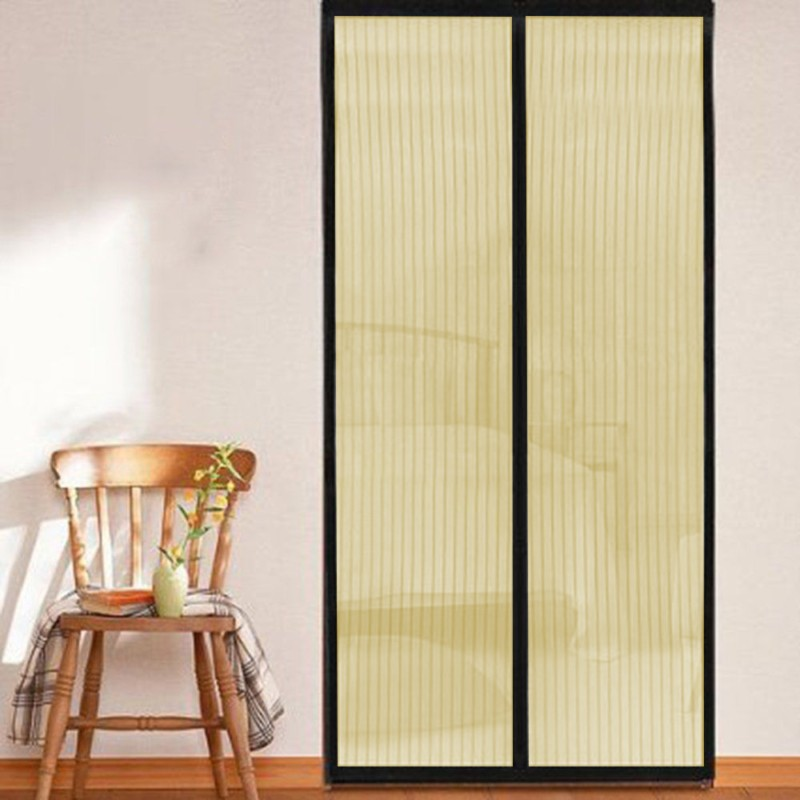 Magnetic Stripe Summer Anti Mosquito Curtains Mesh Prevent Mosquito Net On  The Door Kitchen Window