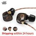KZ ATE ATR Cobre altavoz In-ear Sport Auriculares deportivos para correr con micrófono
