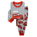 Baby pyjamas sets Long Sleeve top and pants boys cartoon car printing nightwear kids  children's pyjamas sleepwear suits