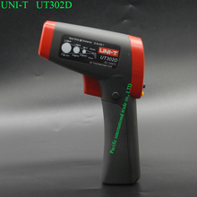 On sale UT302D IR Thermometer Non-Contact Laser Gun Infrared Digital Infrared Thermometer LCD with Back Light -32-1050 degree centigrade