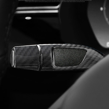 수정 와이퍼 바 장식 보호 커버 액세서리 인테리어 장식 자동 테슬라 모델 S 2016 2020 액세서리