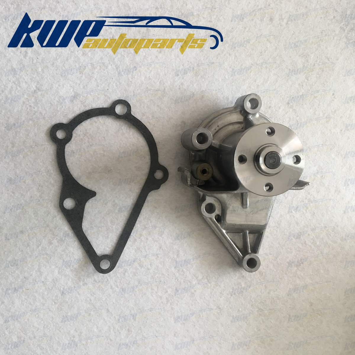New Water Pump W Gasket For Ram 50 Mitsubishi Mighty Max 20l 24l 1983 Parts Diagram 4g64 G64b 83 96 Gwm 23a Md041041 Md997079 Md997080 Aw7114 In Timing Components From