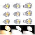 New Ultra Bright LED MR16/GU10/E27 COB Spot Luzes Lâmpadas 7 W