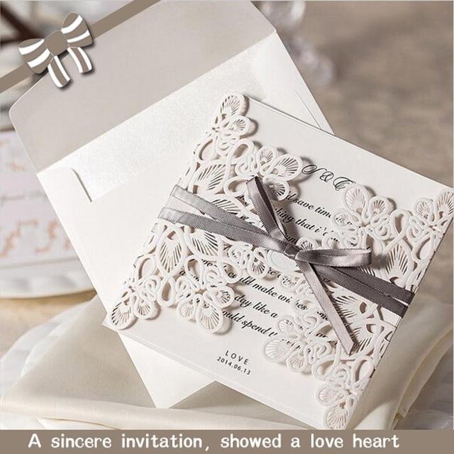 50 Hochzeit Einladungen Bogen Faltbare Koreanische Hochzeit