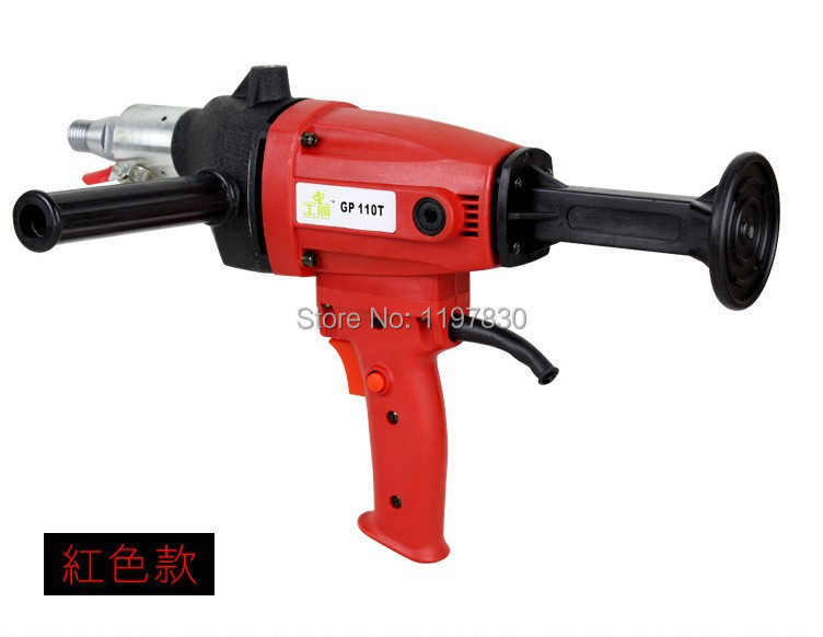 Promotion sale of high quality GP110 economic Handheld water diamond core drilling machine air conditioner hole drilling machine abhaya kumar naik socio economic impact of industrialisation