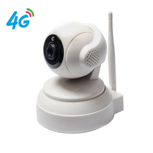 4G Mobile PTZ HD 960P IP Camera with Dual Video Stream Transmission via 4G FDD LTE Netowrk Worldwide & Free APP for Remote