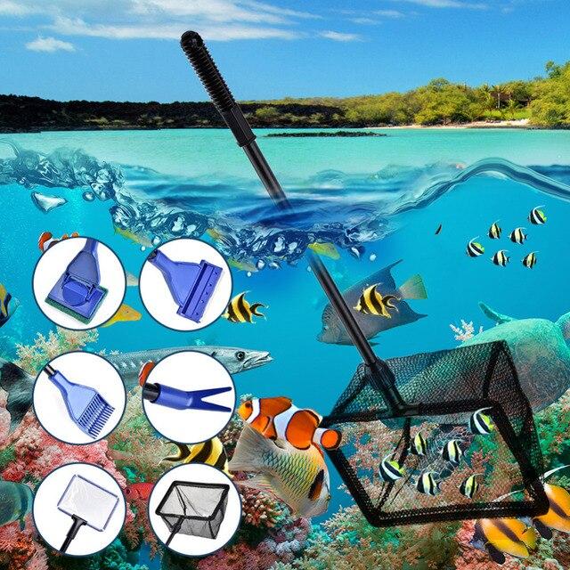 6 In1 Aquarium Cleaning Kit  2