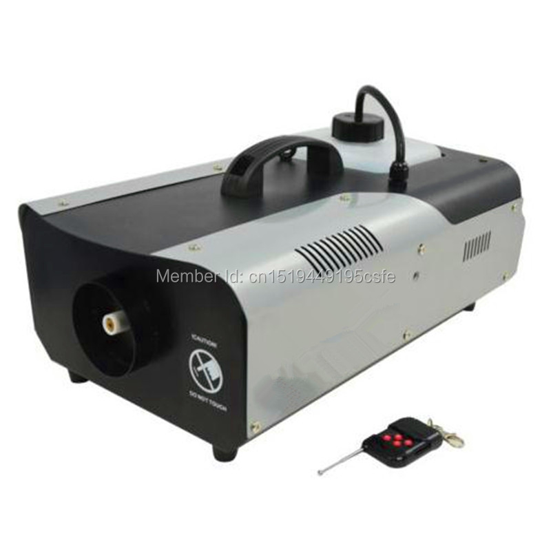1500W Fog Machine /Smoke Machine/Professional 1500W Fogger For Wedding home party Stage dj Equipments with Free&Fast shipping 2pcs lot 1500w 12x3w 3in1 rgb led bubble machine with fog smoke for wedding party stage fogger maker machine bubble blower