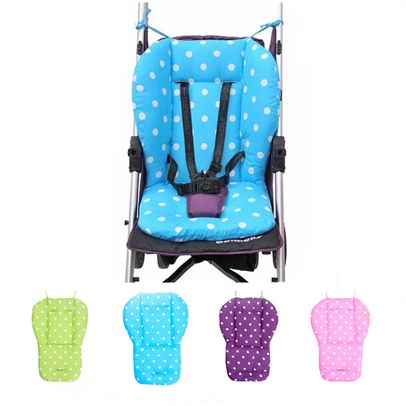 2016 New 4 Colors Cotton Thick Soft Mat Baby Stroller