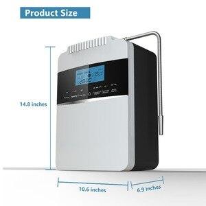 Image 3 - Hight 품질 12000L 물 Ionizer 정수기 기계 생성기 ORP 850 알칼리성 산성 물 인스턴트 난방 필터를 PH2.5 11.2