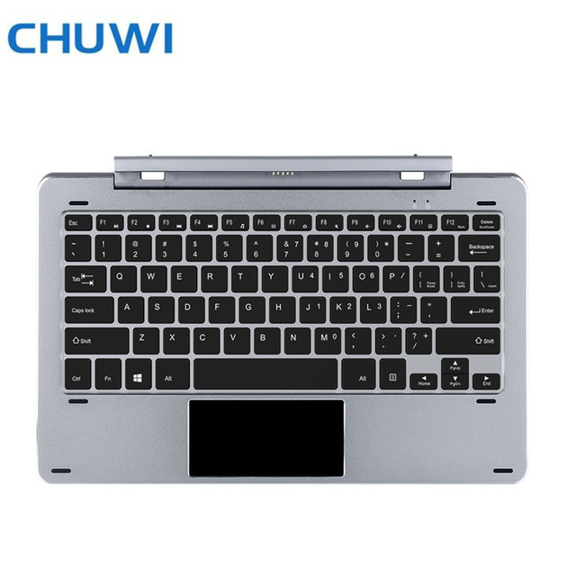 Original CHUWI Hi12 Rotating Keyboard Tablet Keyboard For Chuwi Hi12 Tablet PC with Two USB Port