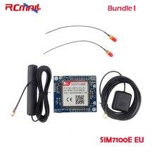 RCmall SIM7100E/SIM7100A 4G макетная плата для Arduino Raspberry Pi 5-18 в Android Linux Windows FZ2846-EU FZ2846-US