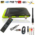 Europa Receptor Digital de Satélite DVB-S2 HD 1080 P De la Caja Superior Wifi USB (no Apoyo IPTV) Poder Vu Youtube Cccam Gscam Grabación