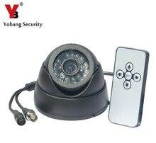 YobangSecurity Home Security Digital Video Recorder Surveillance Motion Detection Camera CCTV DVR AV Output VIDEO Night Camera