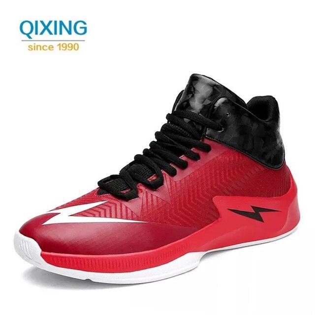 0d01795955 Nuevos hombres Zapatos de Baloncesto de Alta superior Transpirable  Zapatillas de Deporte Al Aire Libre Keep