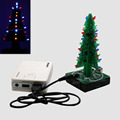 3D Christmas Trees led electronic diy kit