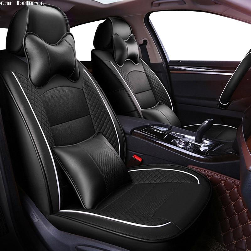 Car Believe car seat covers For suzuki jimny swift sx4 alto grand vitara accessories cover for vehicle seat covers