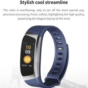 Image 2 - SeenDa E18 Smart Watch Sports Men Wristwatch Fitness Tracker Smart Watch  For Android And IOS Phone Bluetooth Women Smart Watch