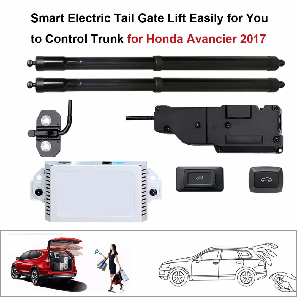 Electric Tail Gate Lift For Honda Avancier 2017 Control By Remote