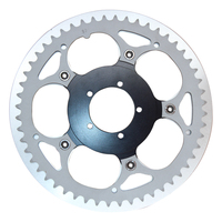 Bafang Ebike Electric bicycle Motor chain wheel 130BCD Chainring Spider Chain 52T Mid Drive Motor Electric Bicycle Accessories
