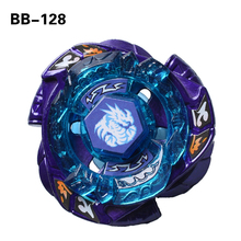 Beyblade Metal Fusion 4D BB128 With Launcher Spinning Top Christmas Gift For Kids Toys D