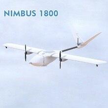 MyFlyDream MFD Nimbus 1800mm Long Range Dual-hair fixed-wing UAV RC FPV Plane Al