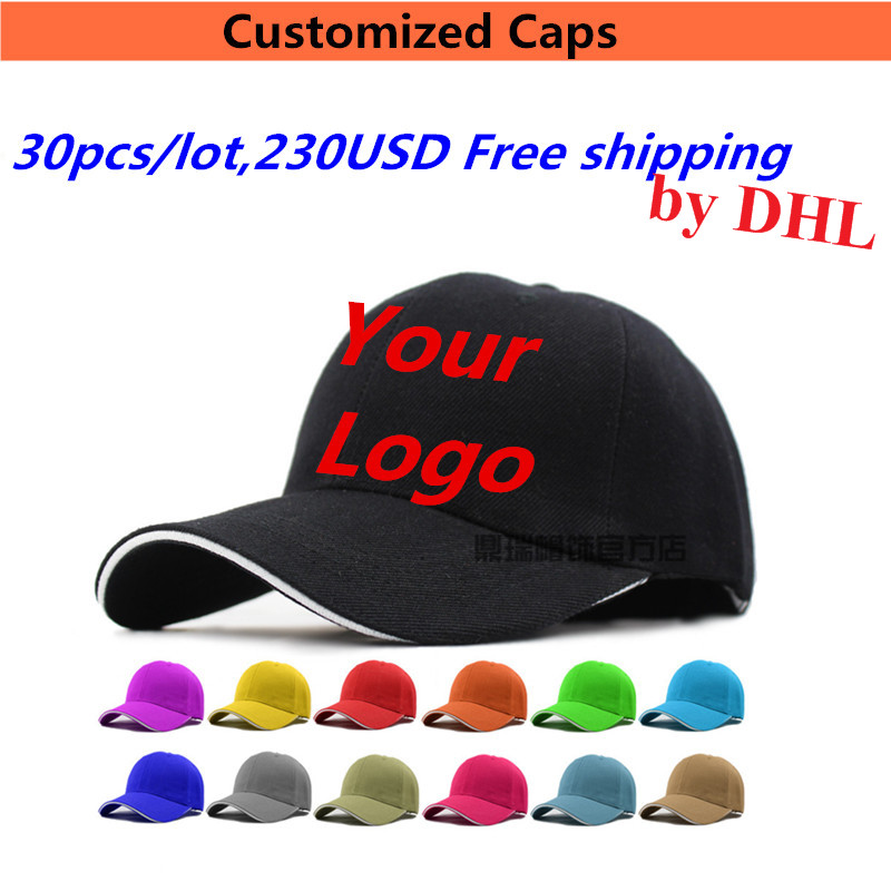 custom embroidered fitted baseball hats caps no minimum design wholesale lot font