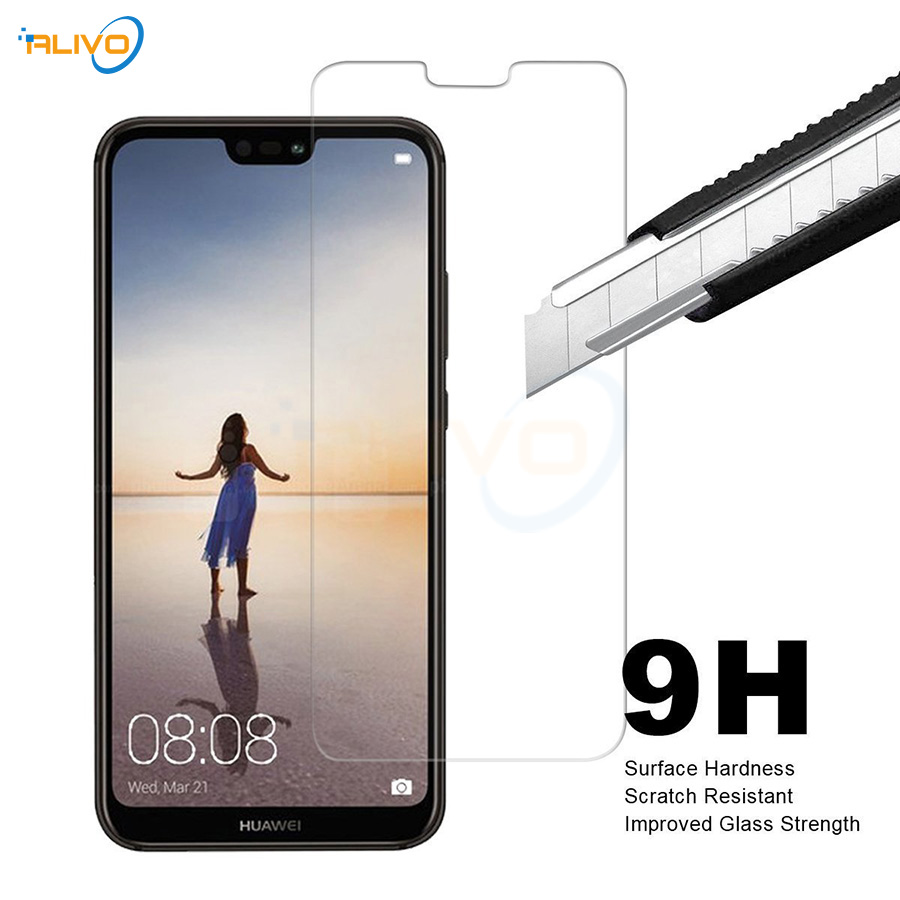 2.5D Curved Tempered Glass For Huawei P20 Lite Nova 3E Screen Protector for Huawei P20 Pro Screen Protector Glass Full Cover