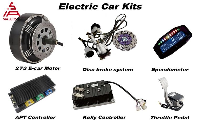 electric car kits sia