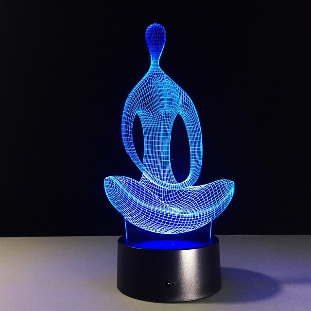 Leaf 3D Lamp 6