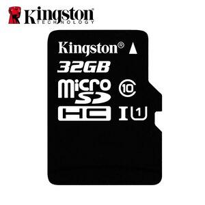 Image 4 - 100% 오리지널 마이크로 sd 카드 킹스톤 32 gb 64 gb microsd 128 gb 16g 256g microsdxc class10 플래시 메모리 카드 8 gb 클래스 4 tf 카드