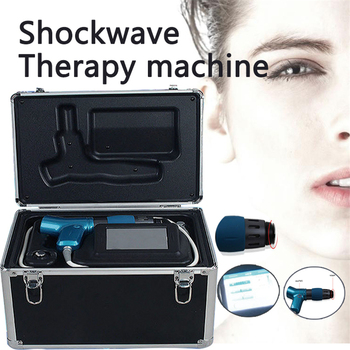 Effective Physical Pain Therapy System Acoustic Shock Wave Extracorporeal Shockwave Machine For Pain Relief Reliever NEW