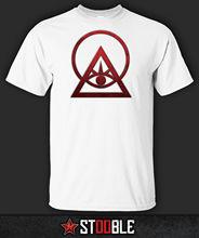 Illuminati Piramid T-Shirt - Direct from Stockist New T Shirts Funny Tops Tee New Unisex Funny Tops Tops Tshirt Homme ak 47 t shirt direct from stockist new t shirts funny tops tee new unisex funny tops men s funny harajuku tshirt basic models