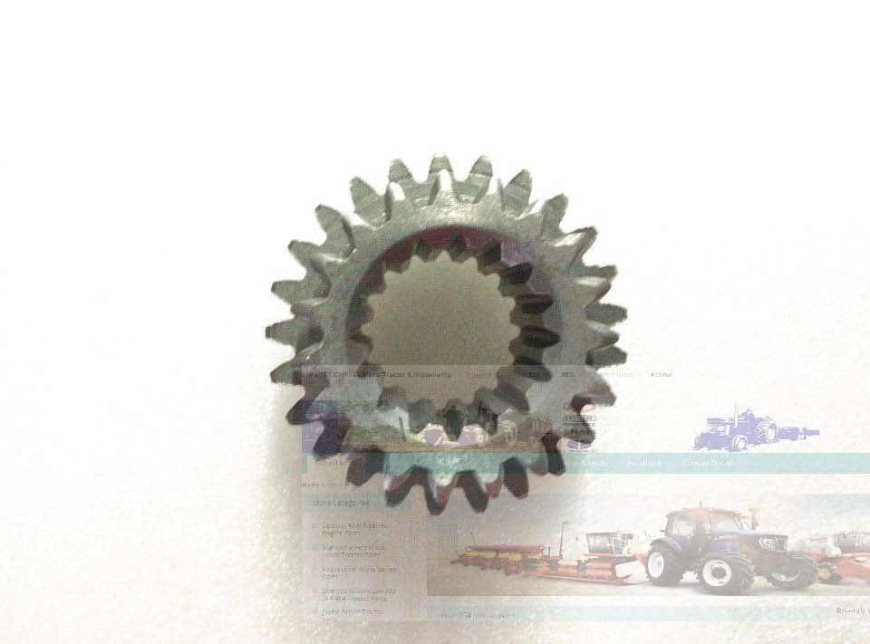 Foton tractor parts, the FT250 I-II sliding gear, part number: FT250.37.130 foton tractor parts the breath hose part number ta600 451 9