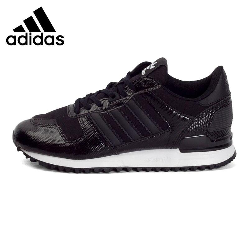 Original New Arrival Adidas Originals ZX 700 W Women's Skateboarding Shoes Sneakers