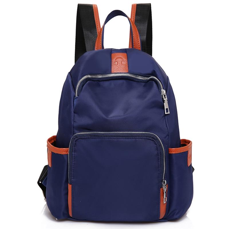 1a1423bc1b071 النساء الرجال حقيبة ركوب حزمة حقيبة الظهر خفيفة جدا للطي حقيبة سفر النايلون  bagpack الكتف حقائب فتاة لاد