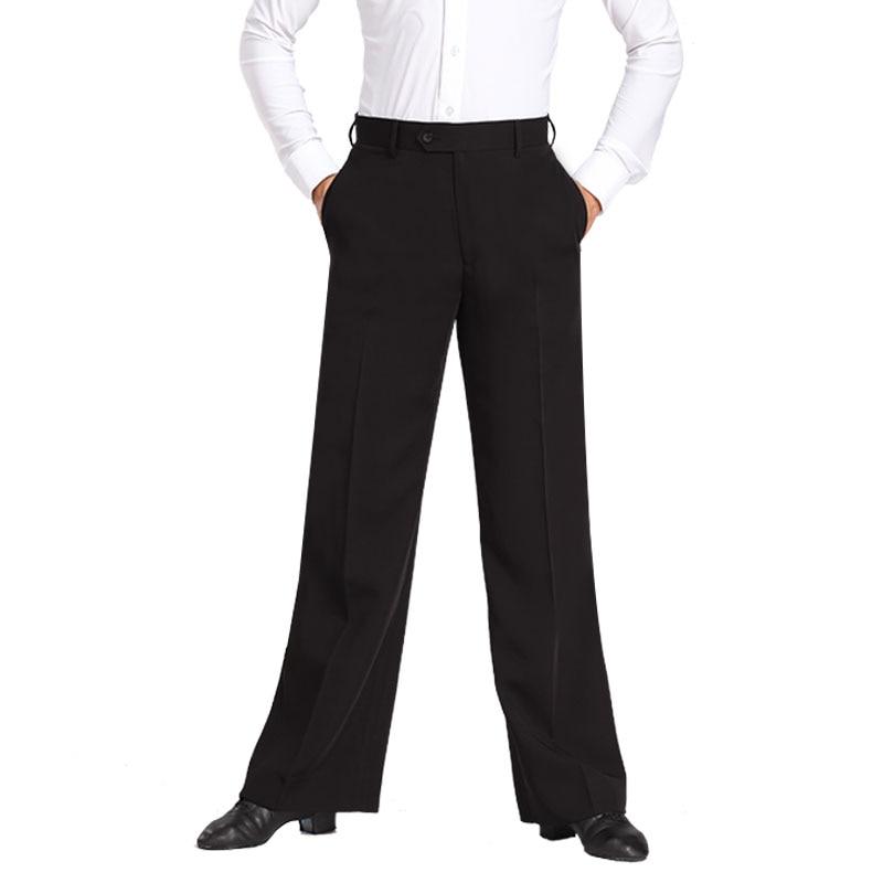 Aliexpress.com  Comprar Hombre nuevo baile latino pantalones hombres  competencia de baile latino trajes adultos Samba Salsa Rumba danza  pantalones DB125 de ... 7cd64acd3e3