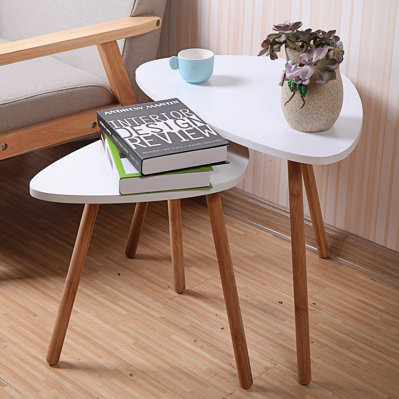 Bon European Simple Modern Small Tea Table Leisure Triangle Table Guest  Furniture High Quality Household Goods In Coffee Tables From Furniture On  Aliexpress.com ...
