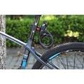 Велосипедный Замок ABS стальной проволоки Chaine комбинации противоугонные замки Горный Открытый Велоспорт велосипед аксессуары
