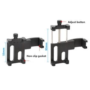 Image 2 - Pour Osmo moniteur de poche Microphone multi fonction support fixe support de montage de téléphone portable cardan accessoires dextension de caméra