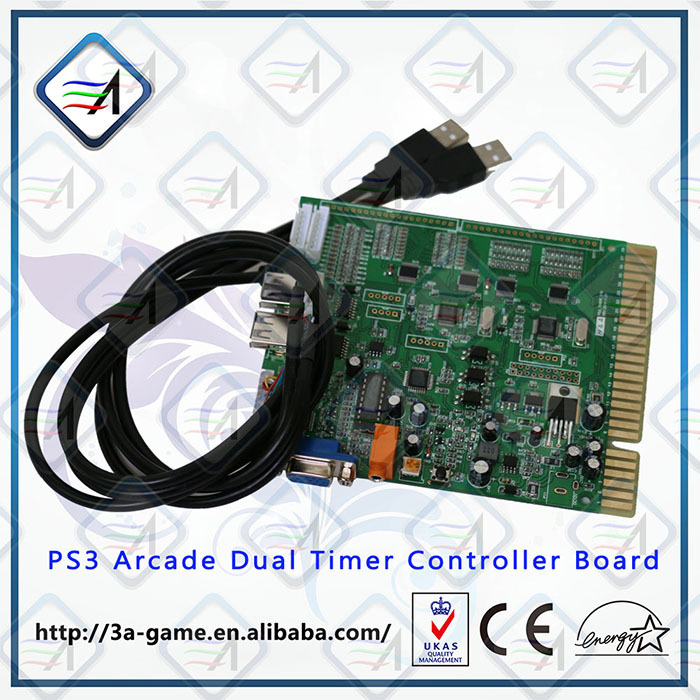 Arcade Machine PS3 Jamma PCB Timer Control Board