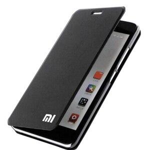 "Image 1 - Original xiaomi mi5 case xiomi mi 5 pro prime case cover flip case xiaomi mi 5 cover PU leather +hard PC back coque luxury 5.15"""
