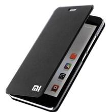 """Xiaomi funda Original mi5 para xiaomi mi 5 pro prime, funda con tapa, de cuero PU + carcasa trasera de PC duro de lujo de 5,15"""""""